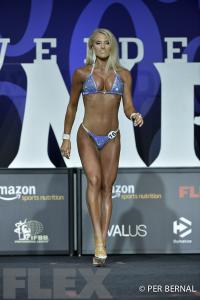 Sheena Martin - Bikini - 2017 Olympia