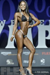 Breena Martinez - Bikini - 2017 Olympia
