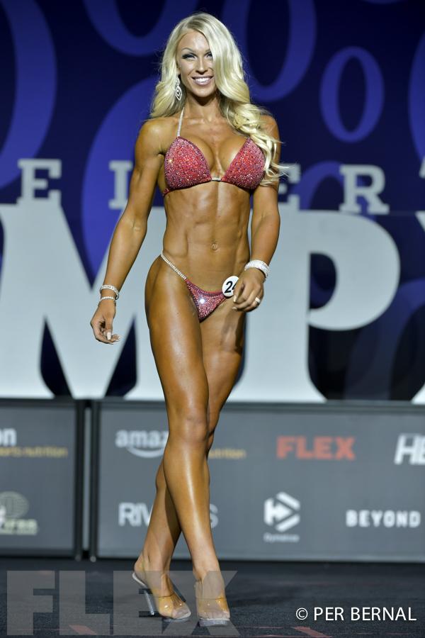 Frida Paulsen Stern - Bikini - 2017 Olympia