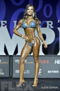 Elisa Pecini - Bikini - 2017 Olympia