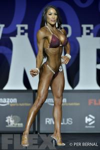 Jennifer Ronzitti - Bikini - 2017 Olympia