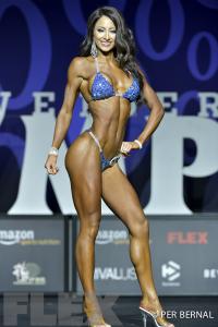 Casey Samsel - Bikini - 2017 Olympia