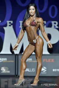 Elizabeth Yisrael - Bikini - 2017 Olympia