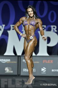 Natalia Abraham Coelho - Figure - 2017 Olympia