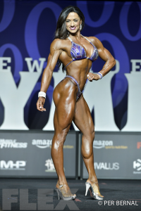 Heather Dees - Figure - 2017 Olympia