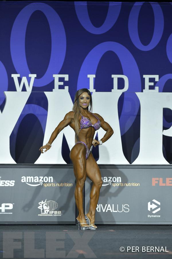 Sandra Grajales - Figure - 2017 Olympia