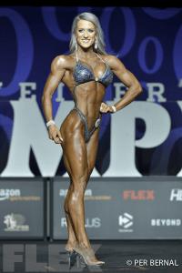 Stephanie Hammermeister - Figure - 2017 Olympia