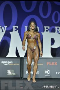 Tiffani Hebert - Figure - 2017 Olympia