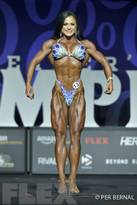 Ivana Ivusic - Figure - 2017 Olympia