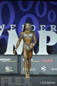 Marlissa Jordan - Figure - 2017 Olympia