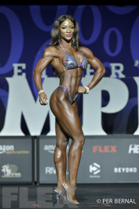 Candice Lewis-Carter - Figure - 2017 Olympia