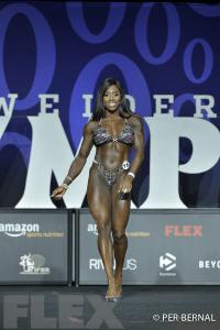Devone Martin - Figure - 2017 Olympia