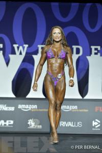Adela Ondrejovicova - Figure - 2017 Olympia