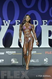 Jessica Reyes Padilla - Figure - 2017 Olympia