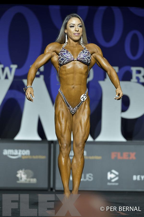 Natalia Soltero - Figure - 2017 Olympia