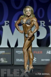 Bojana Vasiljevic - Figure - 2017 Olympia