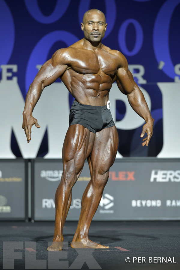 Lee Banks - Classic Physique - 2017 Olympia