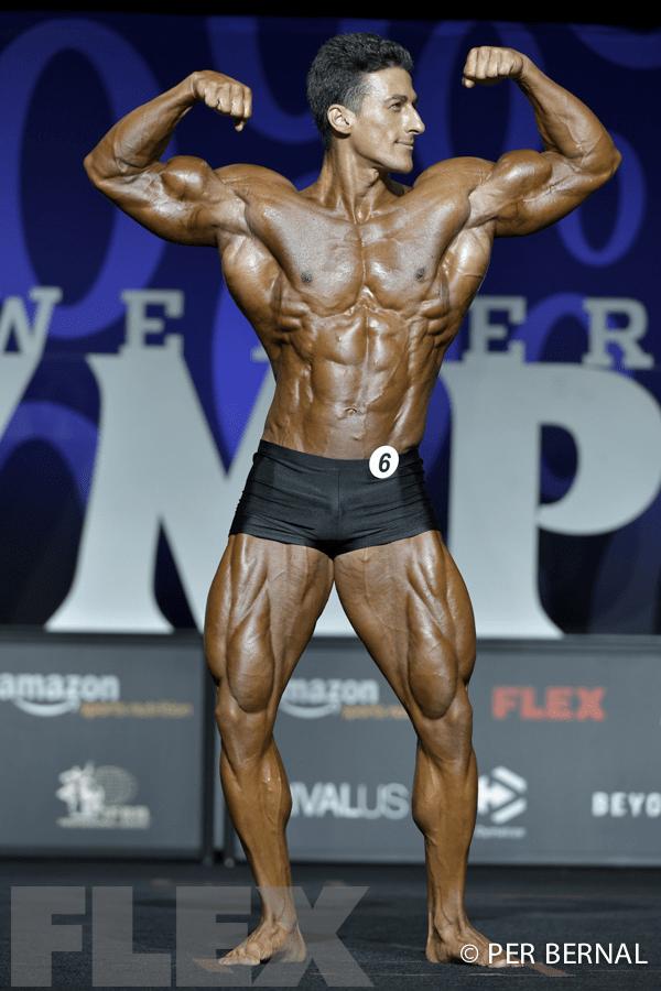 Sadik Hadzovic - Classic Physique - 2017 Olympia