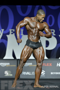 Rylon McDuell-Batiste - Classic Physique - 2017 Olympia