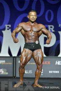 Leonardo Pacheco - Classic Physique - 2017 Olympia