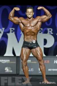 Arash Rahbar - Classic Physique - 2017 Olympia