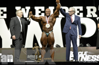 Open Bodybuilding Awards - 2017 Olympia