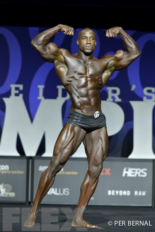 Robert Timms - Classic Physique - 2017 Olympia