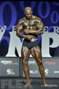 Flex Wheeler - Classic Physique - 2017 Olympia