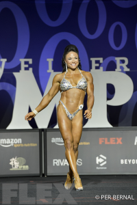 Myriam Capes - Fitness - 2017 Olympia