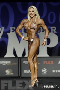 Regiane Da Silva - Fitness - 2017 Olympia