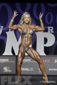 Marjorie Beck - Women's Physique - 2017 Olympia