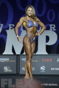 Sally Kendall-Williams - Fitness - 2017 Olympia