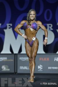 Ariel Khadr - Fitness - 2017 Olympia