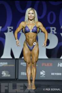 Piia Pajunen - Fitness - 2017 Olympia