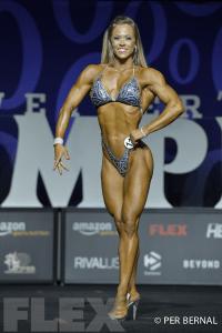 Bethany Wagner - Fitness - 2017 Olympia