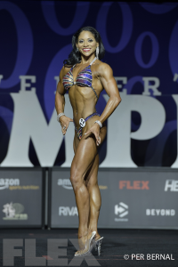 Derina Wilson - Fitness - 2017 Olympia