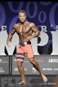 Scott Dennis - Men's Physique - 2017 Olympia