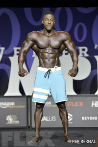Coty Hart - Men's Physique - 2017 Olympia
