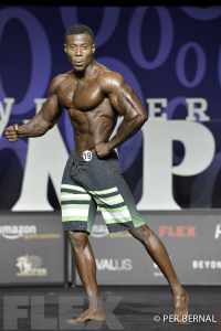 Kyron Holden - Men's Physique - 2017 Olympia