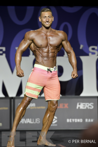 Anthony Scalza - Men's Physique - 2017 Olympia