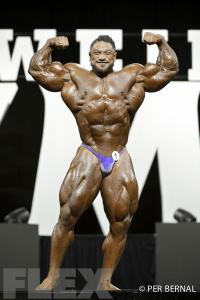Roelly Winklaar - Open Bodybuilding - 2017 Olympia