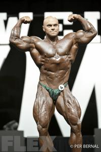 Lukas Osladil - Open Bodybuilding - 2017 Olympia