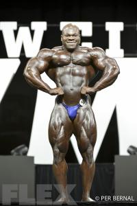 Lionel Beyeke - Open Bodybuilding - 2017 Olympia