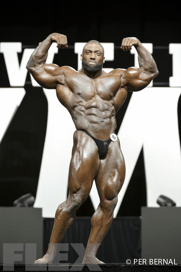 Cedric McMillan - Open Bodybuilding - 2017 Olympia
