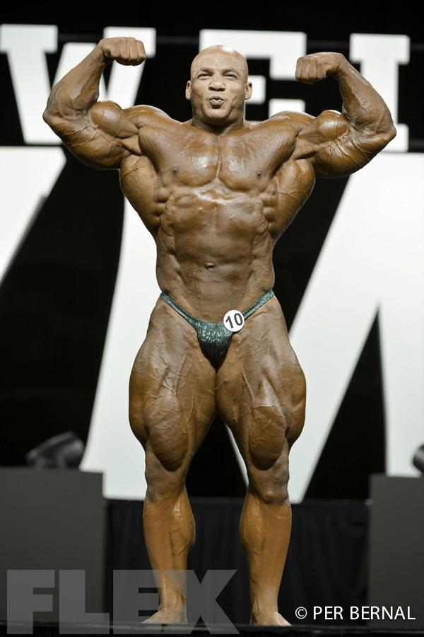 "Mamdouh ""Big Ramy"" Elssbiay - Open Bodybuilding - 2017 Olympia"