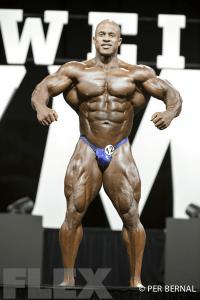 Victor Martinez - Open Bodybuilding - 2017 Olympia