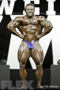 William Bonac - Open Bodybuilding - 2017 Olympia