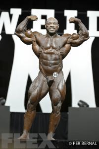 Dexter Jackson - Open Bodybuilding - 2017 Olympia