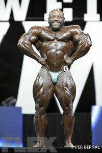 Charles Dixon - 212 Bodybuilding - 2017 Olympia