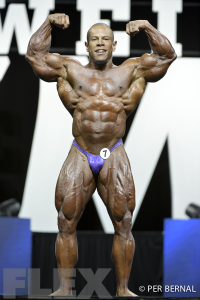 David Henry - 212 Bodybuilding - 2017 Olympia